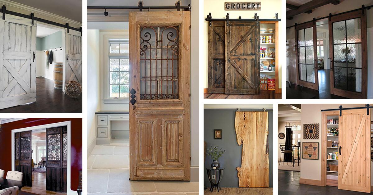 29 Best Sliding Barn Door Ideas And Designs For 2017