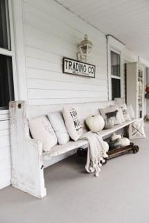 Farmhouse Porch Decorating Ideas