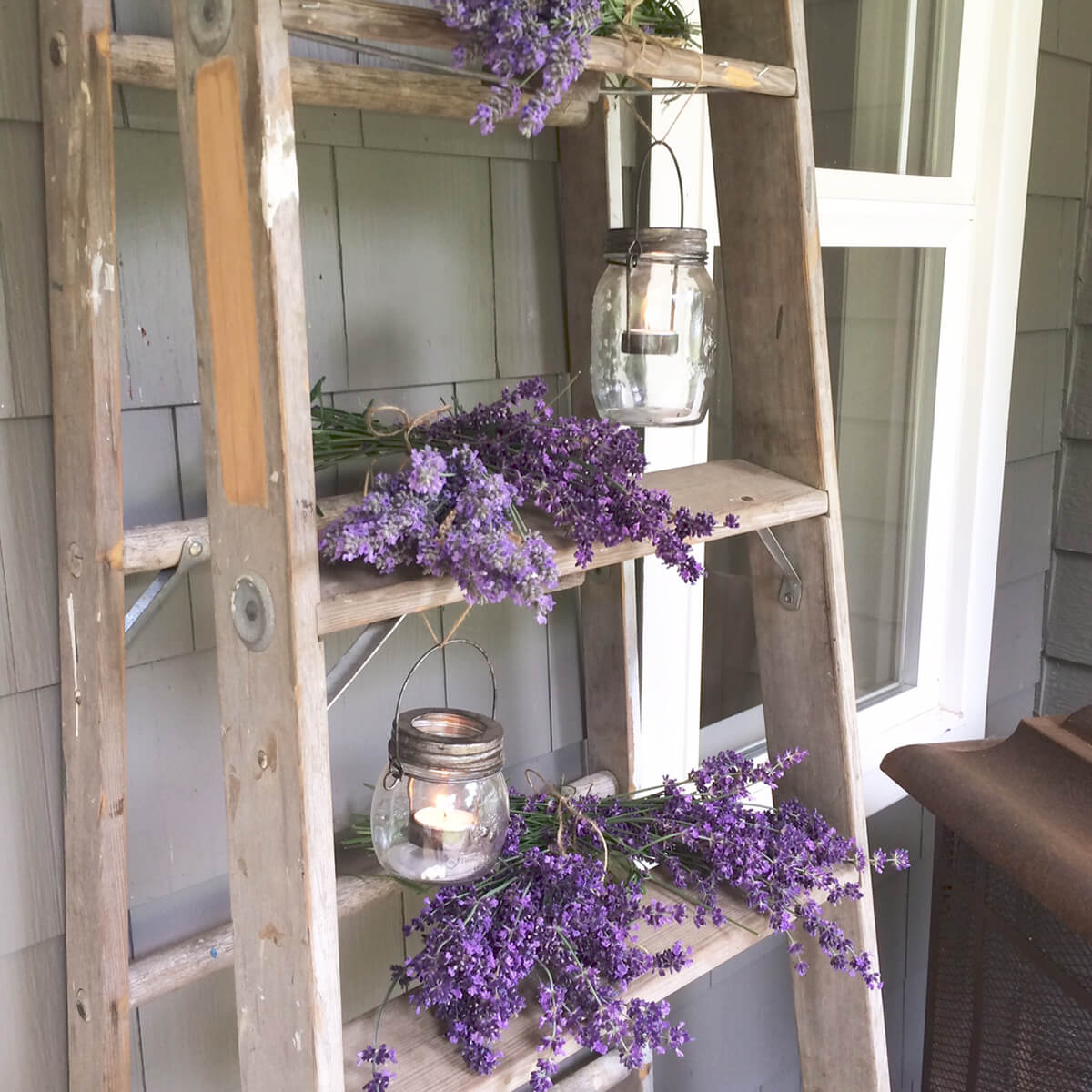 lavender sofa half circle outdoor 47 best rustic farmhouse porch decor ideas and designs for ...