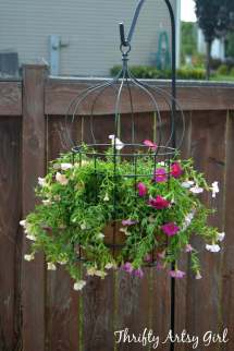 Outdoor Hanging Planter Ideas And Design 2017
