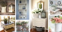 35+ Best French Country Design and Decor Ideas for 2017