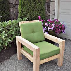 Outdoor Patio Chair Rocking Glider 29 Best Diy Furniture Projects Ideas And Designs