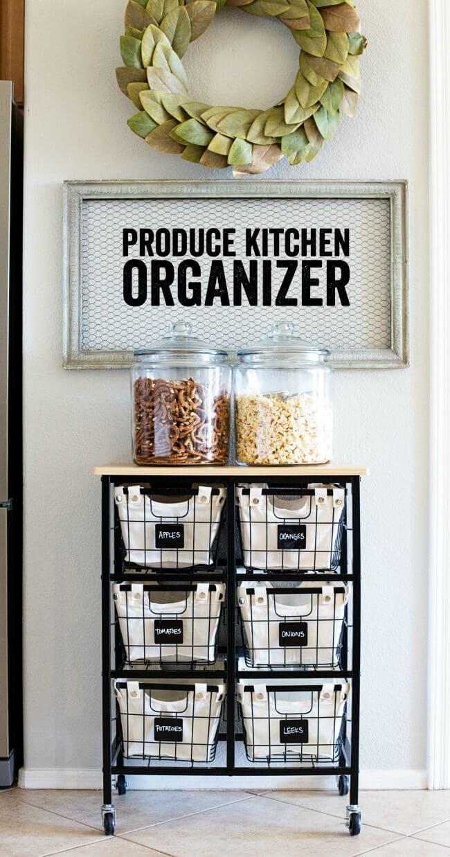 35 Best Small Kitchen Storage Organization Ideas And Designs For 2017