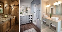 32 Best Master Bathroom Ideas and Designs for 2017