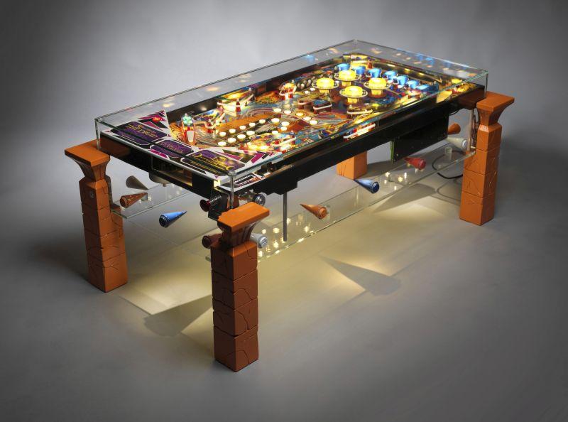 druid interactive coffee table