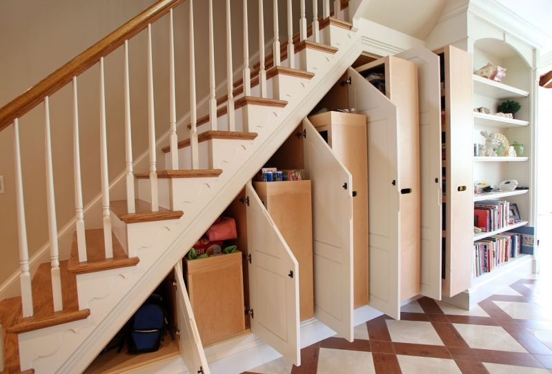 15 Clever Under Stairs Design Ideas To Maximize Interior Space | Staircase For Small Area | Beautiful | Spiral | Compact | Low Cost | Living Room
