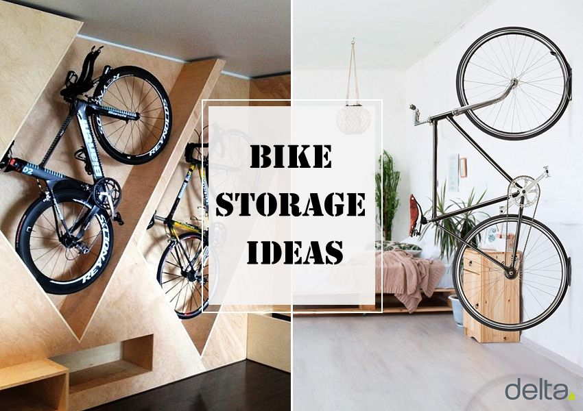 35 bike storage ideas for small apartments