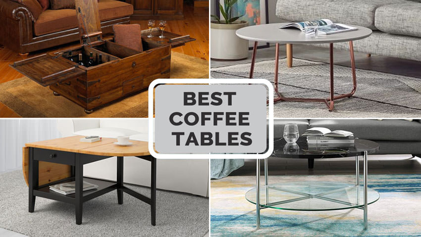 30 best coffee tables you can buy right now