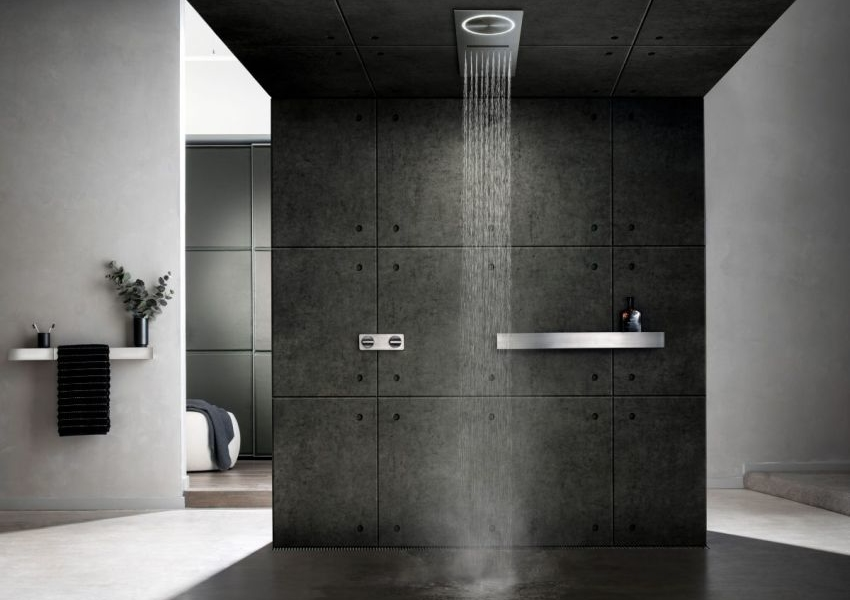 tectonic shower by rogerseller comes