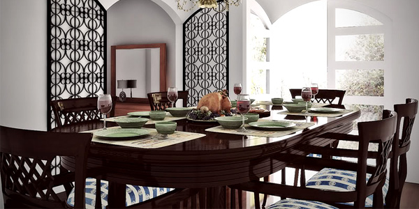 Have a good dining table setting