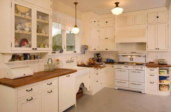 15 Wonderfully Made Vintage Kitchen Designs Home Design Lover