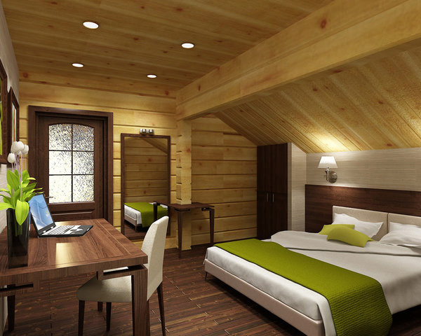 15 Attic Rooms Converted Into Simple Yet Elegant Bedrooms Home