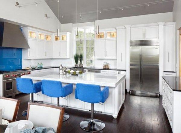 mid century modern wood kitchen cabinets