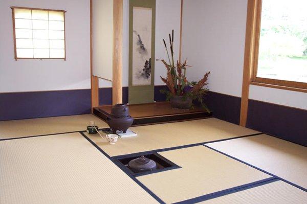 japanese word living room