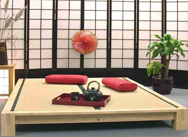 japanese themed living room ideas