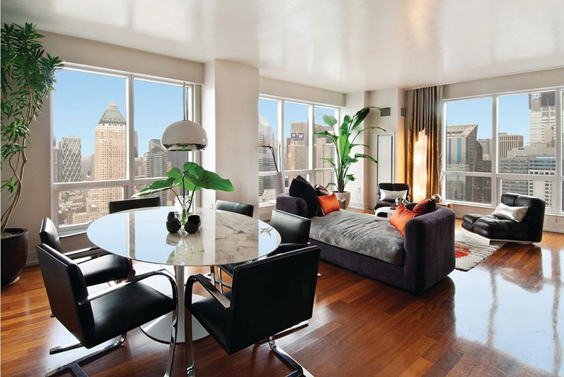 We may earn commission on some of the items you choose to buy. 20 Gutsy Modern Living Room Furniture for Your Condo ...