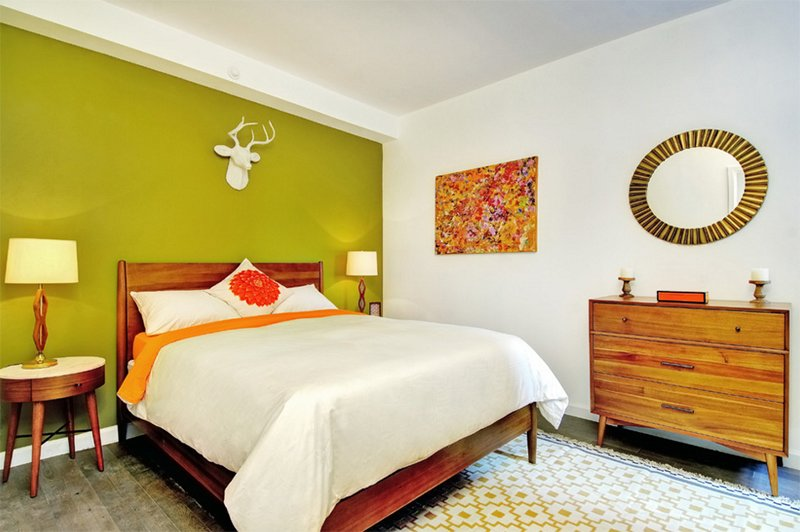mid century modern bedroom sets for sale