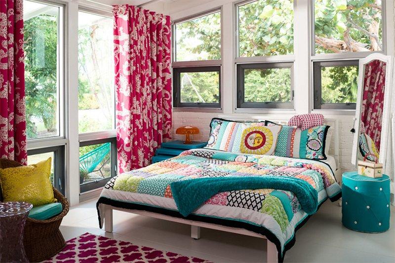mid century modern bedroom set