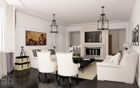 Classic White Living Room Ideas