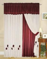 Different Curtain Design Patterns | Home Designing