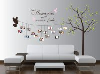 Beautiful Family Tree Wall Decal Ideas