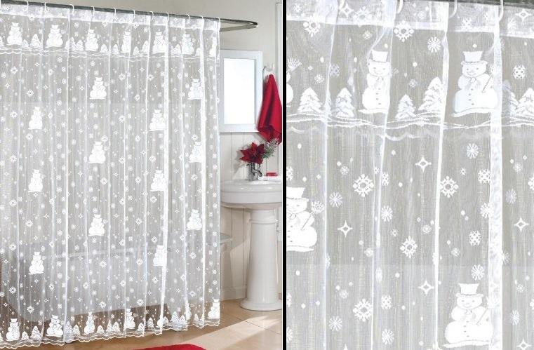 Awesome Christmas Bathroom Decoration  Home Designing