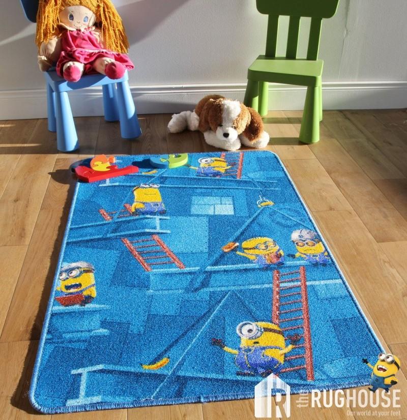 Naughty Minion Themed Kids Room Decor  Home Designing