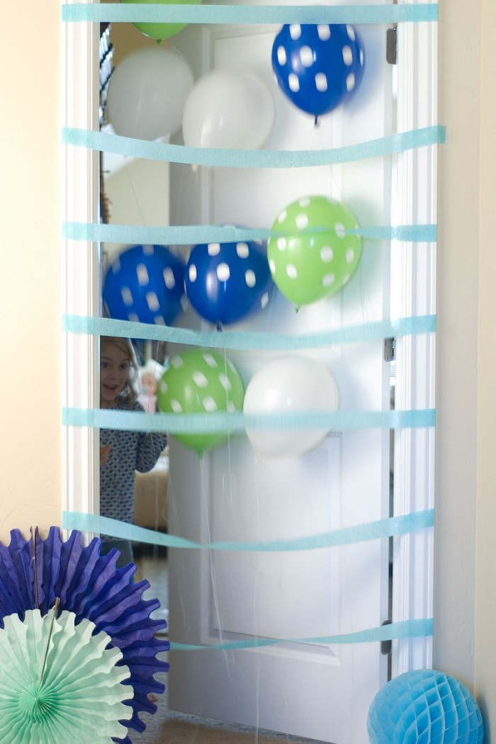 28 Creative Balloon Decoration Ideas for Parties  Home