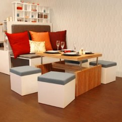 Modular Living Room Furniture Fabric Rocking Chairs Saving Space Without Compromises Through View In Gallery