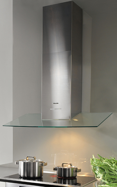 miele kitchen appliances table with bench range hood
