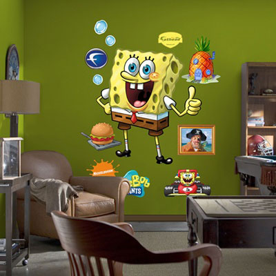 Kids Bedroom Dcor Ideas Inspired By SpongeBob SquarePants