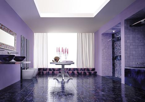 franco kitchen sinks cabinets dayton ohio purple bathrooms by pecchioli ceramica