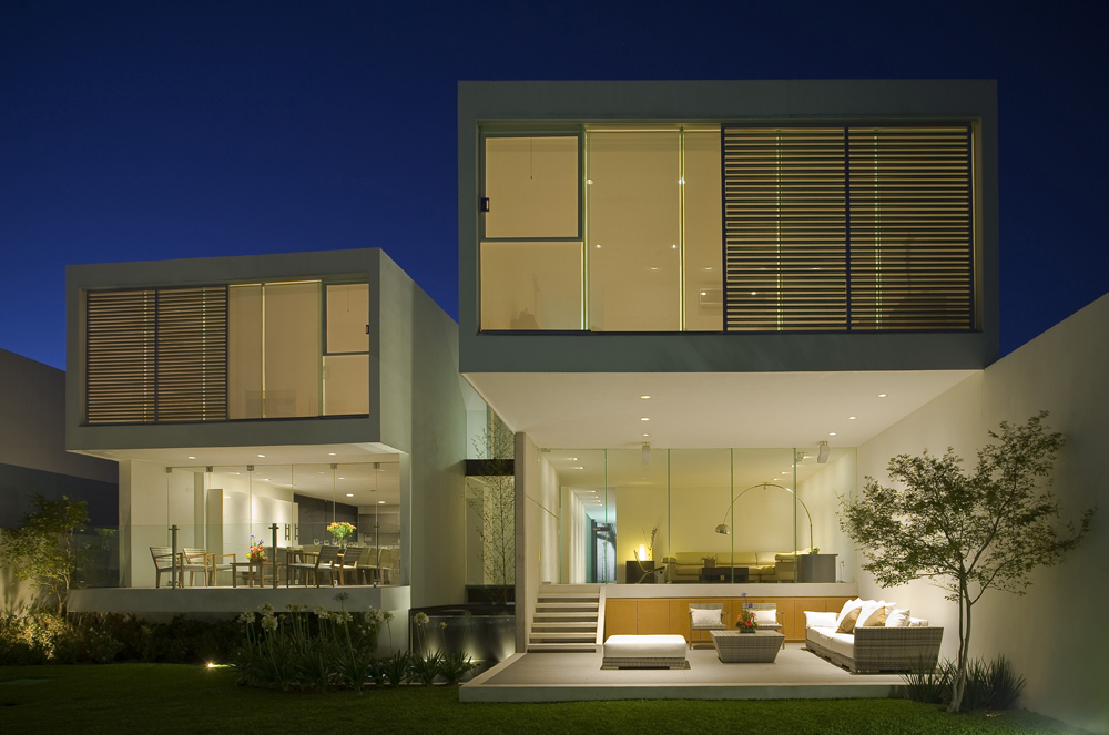 MO House by LVS Architecture  JC NAME Arquitectos