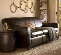 High Quality Manhattan Leather Sofa