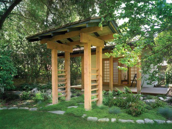 Building Japanese Garden Your Backyard