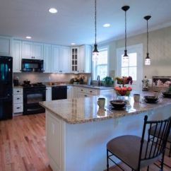 Black Kitchen Appliances Peerless Faucets How To Decorate A With View In Gallery