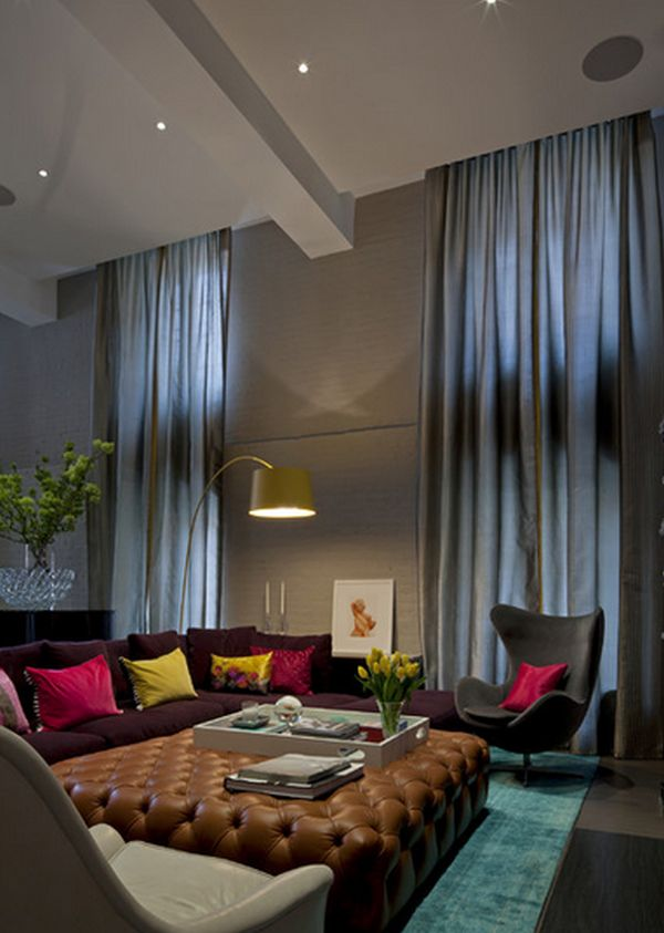 long living room curtains pictures of rooms with leather couches how to decorate a high ceilings