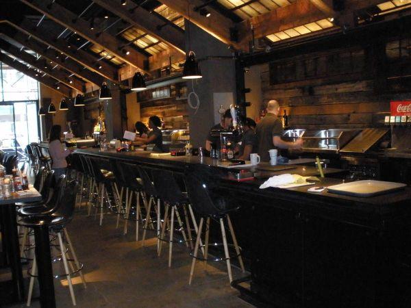 Commercial Restaurant Bar Design Ideas