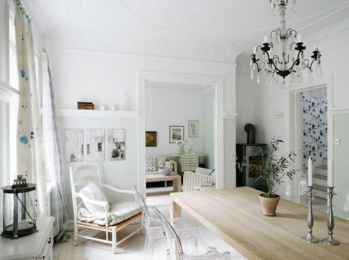 A Beautiful Danish Home That Sits Pretty Since 1911