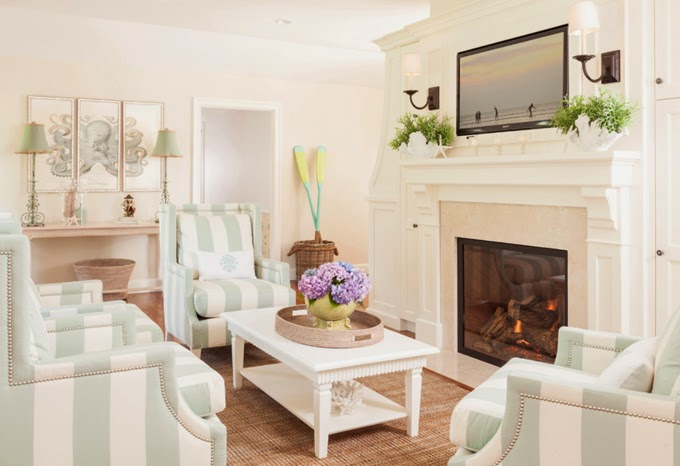 living room decor turquoise ideas with fireplace and tv how to decorate your accents
