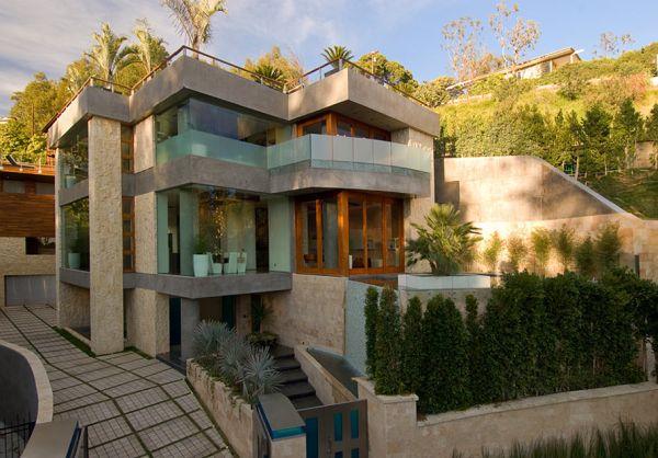 Three Levels Luxury Los Angeles Real Estate