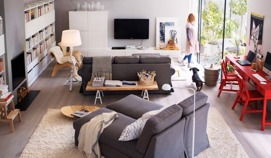 ikea showroom living room french country style make your look like rooms 2011 design ideas