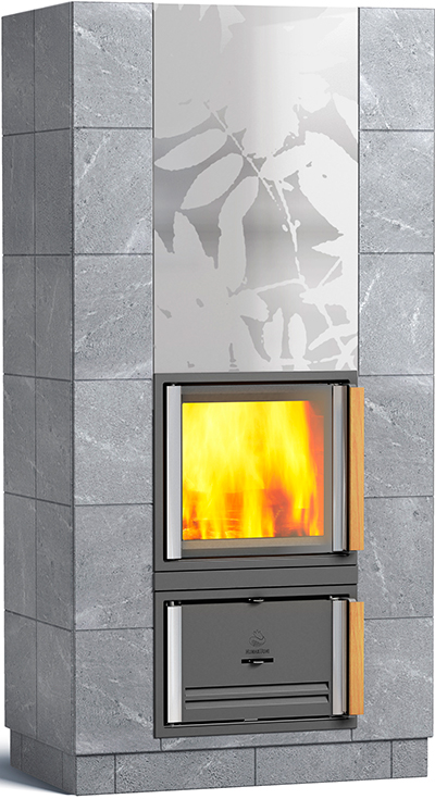 Soapstone Wood Stove From Nunnauuni