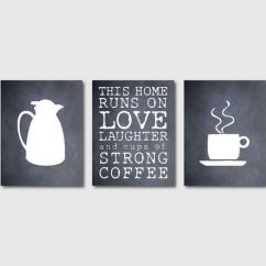 Coffee Themed Kitchen Items How Much Is It To Remodel A Small Easy Redecorating Tips For The