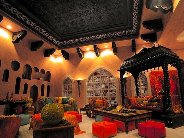 arabian nights living room how to decorate a without fireplace 1001 in your bedroom. moroccan décor ideas