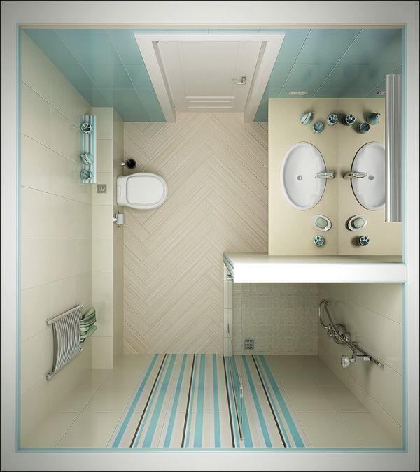 17 small bathroom ideas