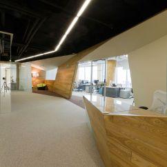 Boss Modern Ergonomic Office Chair Rocking Cane Yandex Internet Company By Za Bor Architects