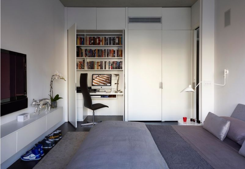 How To Turn A Room Into A Study Space Without Stripping