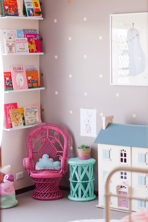 Decorating A Girl's Bedroom