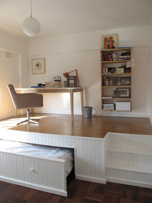 How To Turn A Room Into A Study Space Without Stripping Away Its Character